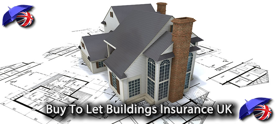 Buy to Let Buildings Insurance UK Image