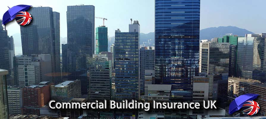 Commercial Building Insurance UK Image