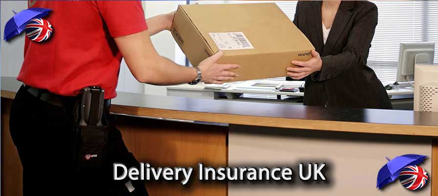 Delivery Insurance UK Image