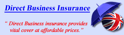Logo of Direct business insurance UK, Direct commercial insurance quotes, Direct Business Cover UK