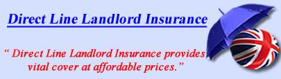 Logo of Direct Line landlord insurance UK, Direct Line landlord insurance quotes, Direct Line Landlord Cover UK