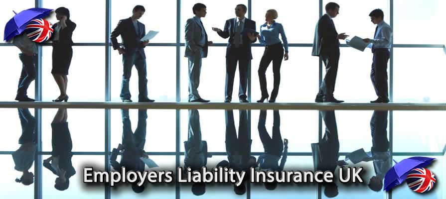 Public and Employers Liability Insurance UK Image