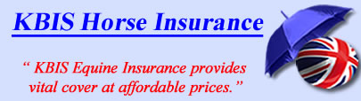 Logo of KBIS Equine insurance UK, KBIS Horse insurance quotes, KBIS Horse Cover UK