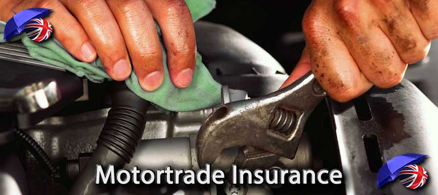 Motortrade Insurance UK Image