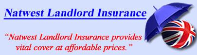 Logo of Natwest landlord insurance UK, Natwest landlord insurance quotes, Natwest Landlord Cover UK