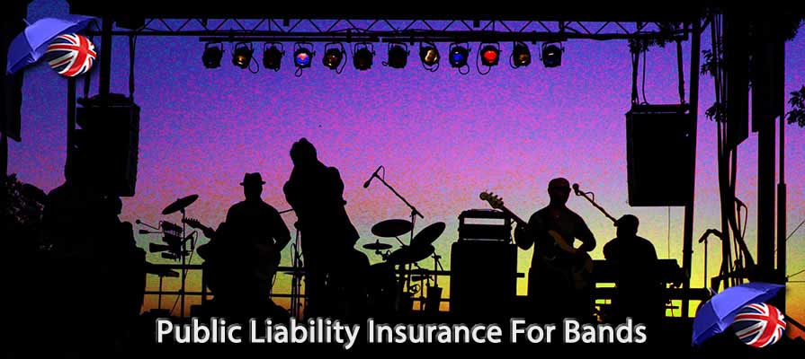 Public Liability Insurance For Bands UK Image