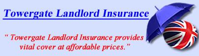 Logo of Towergate landlord insurance UK, Towergate landlord insurance quotes, Towergate Landlord Cover UK