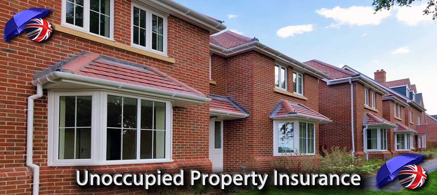 Unoccupied Property Insurance UK Image