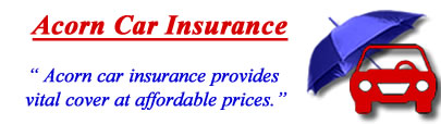 Image of Acorn car insurance, Acorn insurance quotes, Acorn comprehensive car insurance