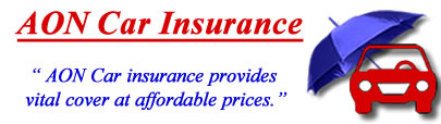 Image of AON car insurance, AON insurance quotes, AON comprehensive car insurance