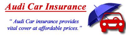 Image of Audi car insurance, Audi insurance quotes, Audi comprehensive car insurance