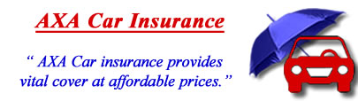Image of AXA car insurance, AXA insurance quotes, AXA comprehensive car insurance