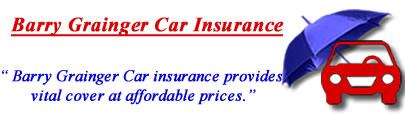 Image of Barry Grainger car insurance, Barry Grainger insurance quotes, Barry Grainger comprehensive car insurance