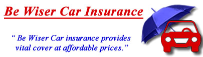 Image of Be Wiser car insurance logo, Be Wiser insurance quotes, Be Wiser comprehensive car insurance