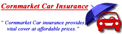 Image of Cornmarket car insurance logo, Cornmarket insurance quotes, Cornmarket comprehensive motor insurance