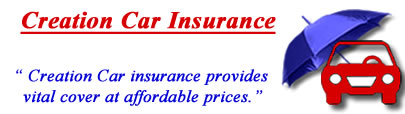 Image of Creation car insurance logo, Creation insurance quotes, Creation comprehensive motor insurance