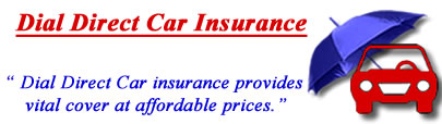 Image of Dial Direct car insurance logo, Dial Direct insurance quotes, Dial Direct comprehensive motor insurance