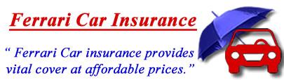 Image of Ferrari car insurance, Ferrari insurance quotes, Ferrari comprehensive car insurance