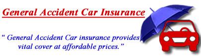 Image of General Accident Car insurance logo, General Accident motor insurance quotes, General Accident comprehensive car insurance