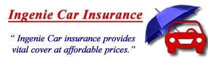 Image of Ingenie Car insurance logo, Ingenie motor insurance quotes, Ingenie car insurance