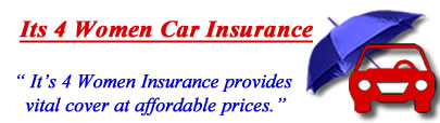 Image of Its 4 Women car insurance logo, Its For Women insurance quotes, Its For Women comprehensive motor insurance