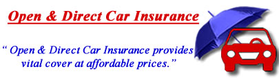 Image of Open and Direct insurance logo, Open and Direct car insurance quotes, Open and Direct car insurance