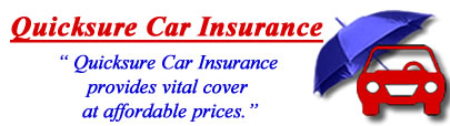 Image of Quicksure Car insurance logo, Quicksure motor insurance quotes, Quicksure car insurance