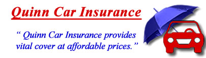 Image of Quinn Car insurance logo, Quinn motor insurance quotes, Quinn car insurance