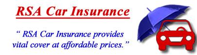 Image of Royal Sun ALliance Car insurance logo, RSA motor insurance quotes, RSA car insurance