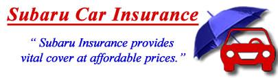 Image of Subaru car insurance, Subaru insurance quotes, Subaru comprehensive car insurance