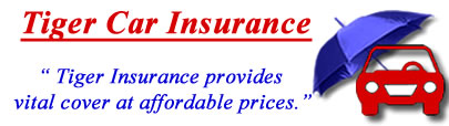 Image of Tiger Car insurance logo, Tiger motor insurance quotes, Tiger car insurance