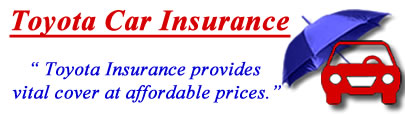 Image of Toyota car insurance, Toyota insurance quotes, Toyota comprehensive car insurance