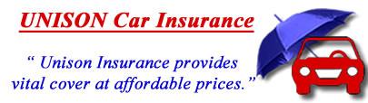 Image of UNISON Car insurance logo, Unison motor insurance quotes, Unison car insurance