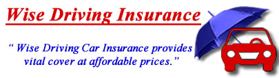 Image of Wise Driving Car insurance logo, Wise Driving motor insurance quotes, Wise Driving car insurance