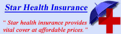 Logo of Star Health Insurance, Star UK Logo, Star Healthcare Logo