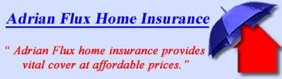 Logo of Adrian Flux Home Insurance, Adrian Flux UK Logo, Adrian Flux Contents and House Insurance Logo