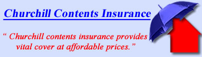 Logo of Churchill Contents Insurance, Churchill UK Logo, Churchill Buildings and Contents Insurance Logo