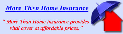 Logo of More Than Home Insurance, More Than UK Logo, More Than Buildings and House Insurance Logo