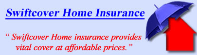 Logo of Swiftcover Home Insurance, Swiftcover UK Logo, Swiftcover Buildings and House Insurance Logo