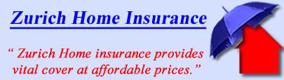 Logo of Zurich Home Insurance, Zurich UK Logo, Zurich Home and House Insurance Logo