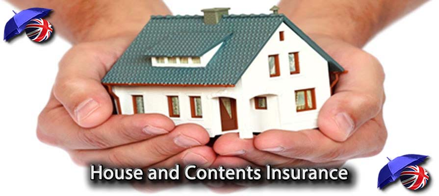 House and Contents Insurance UK Image