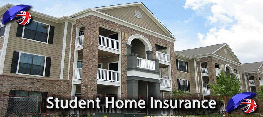 Student Home Insurance UK Image