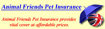 Logo of Animal Friends Pet insurance UK, Animal Friends pet insurance quotes, Animal Friends pet cover UK