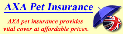 Logo of AXA Pet insurance UK, AXA pet insurance quotes, AXA pet cover UK