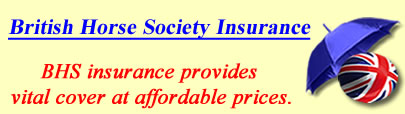 Logo of British Horse Society insurance UK, British Horse Society insurance quotes, British Horse Society cover UK