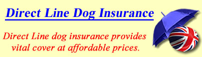 Logo of Direct Line Dog insurance UK, Direct Line dog insurance quotes, Direct Line dog cover UK