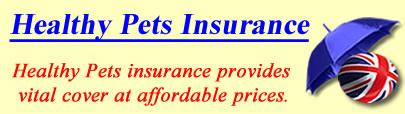 Logo of Healthy Pets insurance UK, Healthy Pets insurance quotes, Healthy Pets cover UK