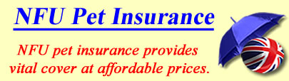 Logo of NFU Pet insurance UK, NFU pet insurance quotes, NFU pet cover UK