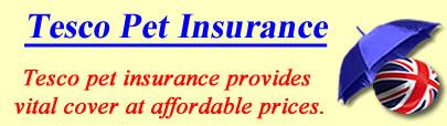 Logo of Tesco Pet insurance UK, Tesco pet insurance quotes, Tesco pet cover UK