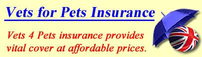 Logo of Vets For Pets insurance UK, Vets For Pets insurance quotes, Vets For Pets cover UK